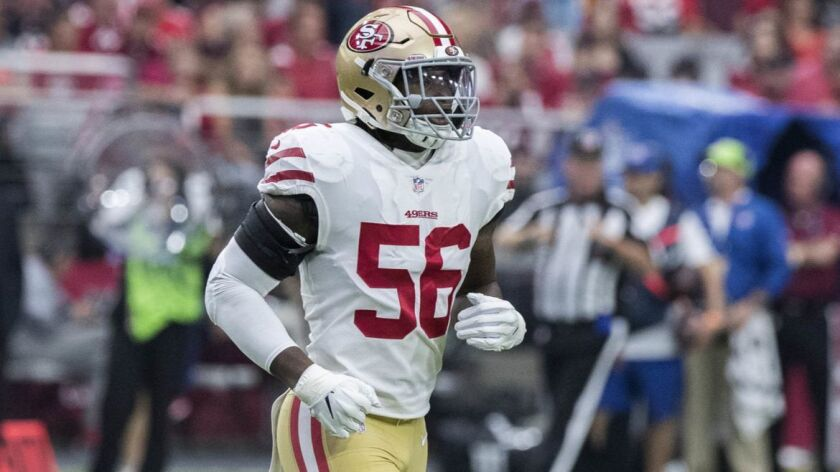 the best attitude d3b58 33b55 Redskins claim Reuben Foster off waivers just days after his ...