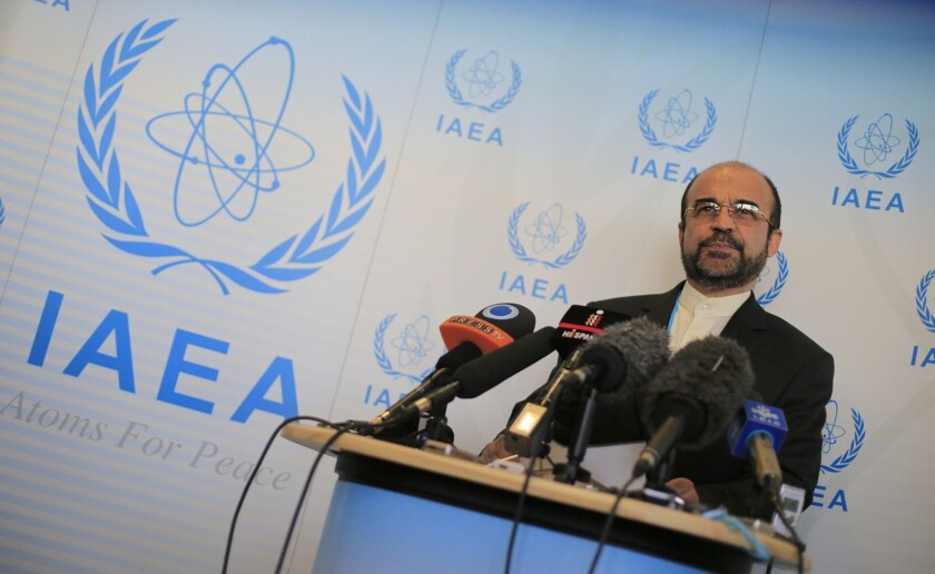 Iran's new ambassador to the International Atomic Energy Agency, Reza Najafi, struck a more conciliatory note at the U.N. nuclear watchdog agency's annual board of directors meeting on Thursday. But analysts warn that the changes in Iran's nuclear policy since the inauguration last month of President Hassan Rouhani are more in style than substance.