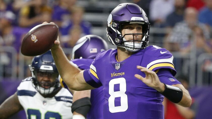 e097a865 NFC North preview: Cousins moves to the Vikings in a division that's ...
