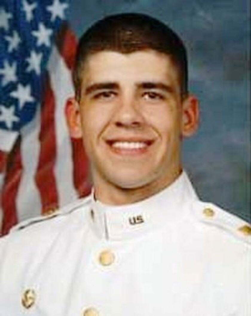 Army 1st Lt. Daniel B. Hyde was among the top cadets in his class at the U.S. Military Academy at West Point.