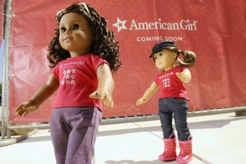 Mattel posts strong third-quarter results