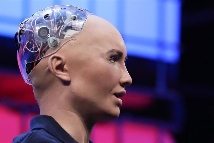"""La provisión de un centro operaciones a modo de """"cerebro"""" y el desarrollo de las capacidades mediante la imitación son esenciales en el proceso de hacer a los robots humanoides más parecidos a los humanos, según una serie de investigaciones recogidas hoy por la revista """"Science Robotics"""". EFE/ARCHIVO"""