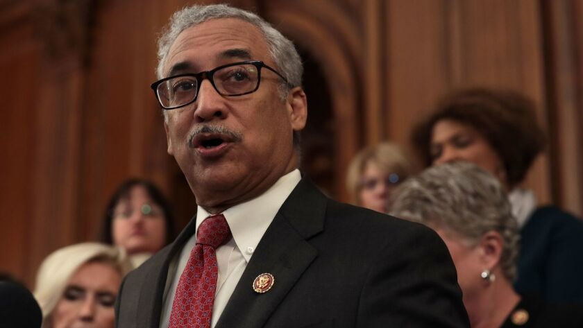 "Contracting out the work of reviewing comments on the proposed rule ""appears to be an alarming course of action,"" Rep. Bobby Scott (D-Va.) and another Democratic lawmaker said in a letter."
