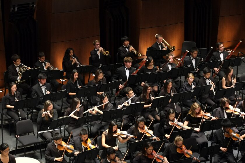 San Diego Youth Symphony & Conservatory
