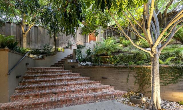 Josh Hutcherson's Midcentury treehouse - Los Angeles Times
