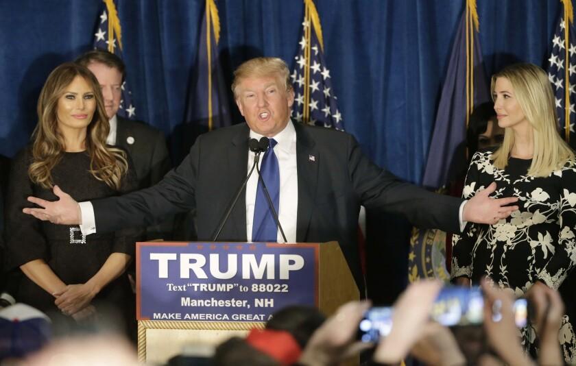 2016 New Hampshire primary