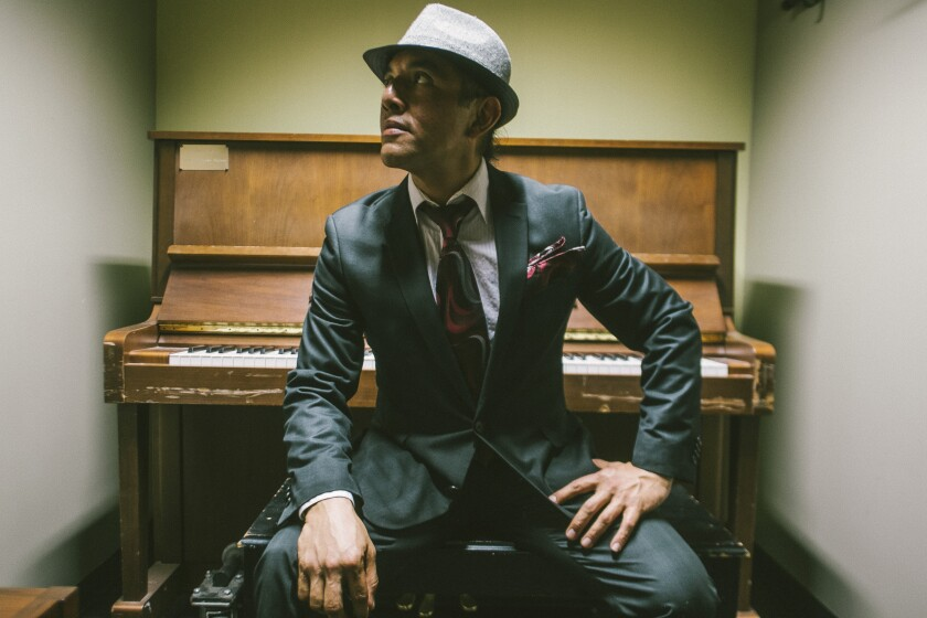 Pianist Irving Flores, a mainstay of the San Diego and Tijuana jazz scenes, will lead his band in a special holiday concert at the all-ages Dizzy's in Bay Park.