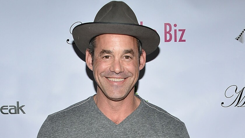 "Nicholas Brendon explained his decision to walk out of a Wednesday taping of ""The Dr. Phil Show."""