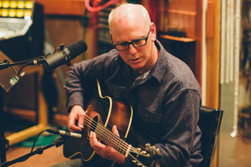 Bad Religion founding member Greg Graffin