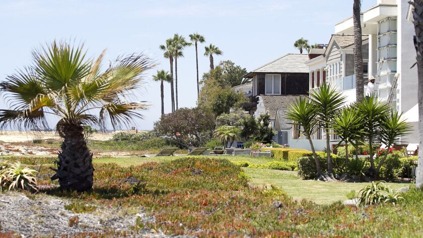 The Newport Beach City Council voted Tuesday night whether to remove beach encroachments in the Peni