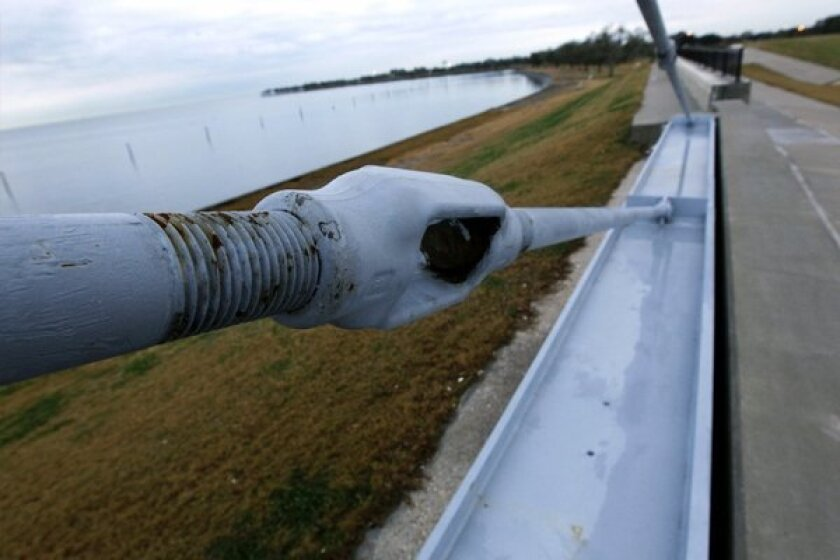New Orleans to take over upkeep of billion-dollar levee system