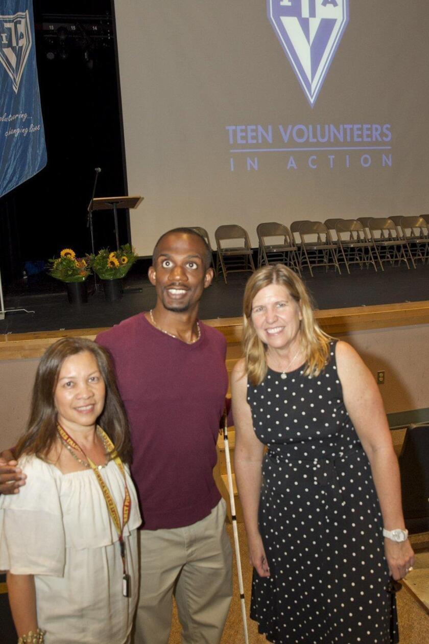 Teen Volunteers in Action celebrates the Class of 2018