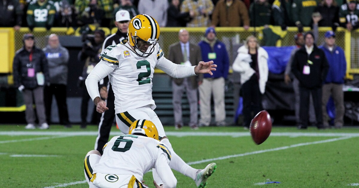 Questionable calls benefit Packers late in comeback victory over Lions