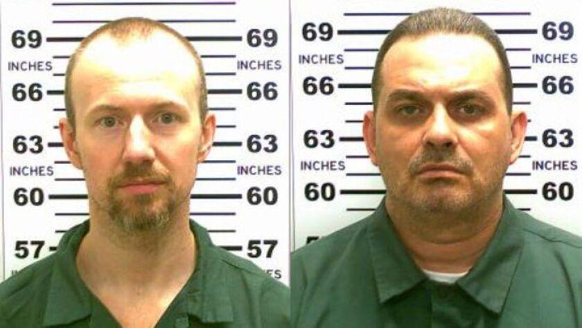 FILE: Escaped Prisoner David Sweat Captured