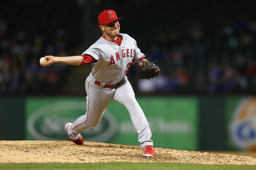 Though Joe Smith has been shaky in a couple of outings, he sees no reason another pitcher should be used in the eighth inning.