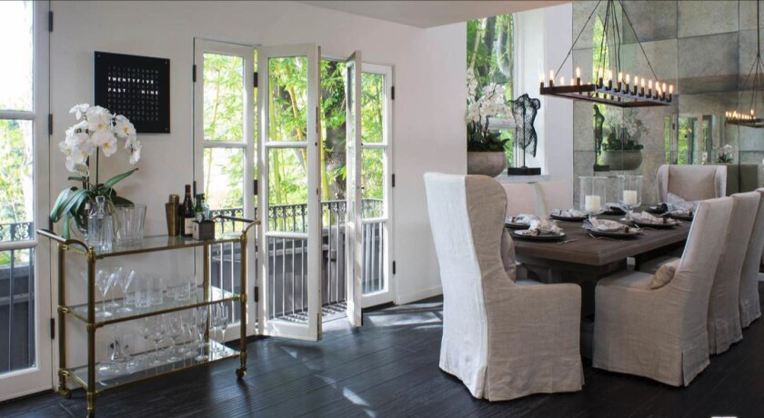Uday Chopra's Hollywood Hills home   Hot Property