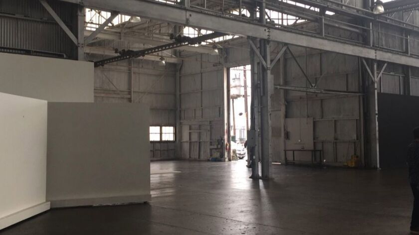 ProyectosLA will take over an old production warehouse near Los Angeles' Chinatown for a six-week ex