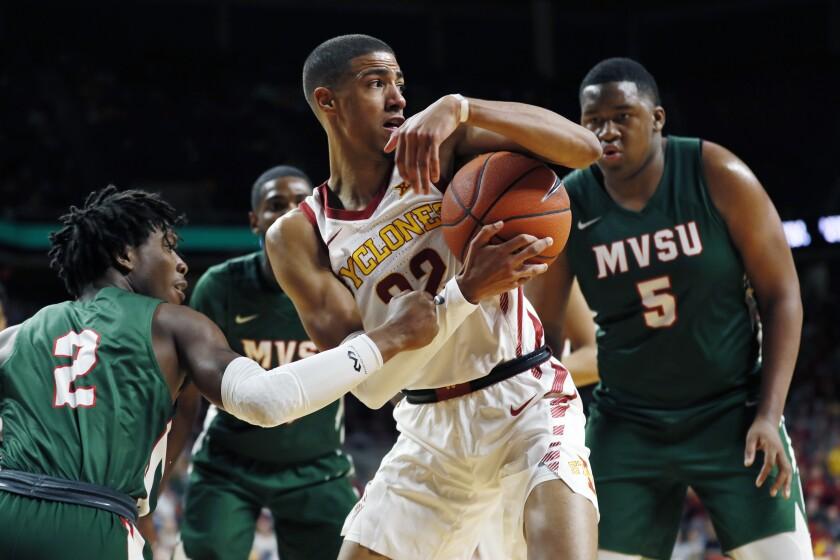 MVSU Iowa St Basketball