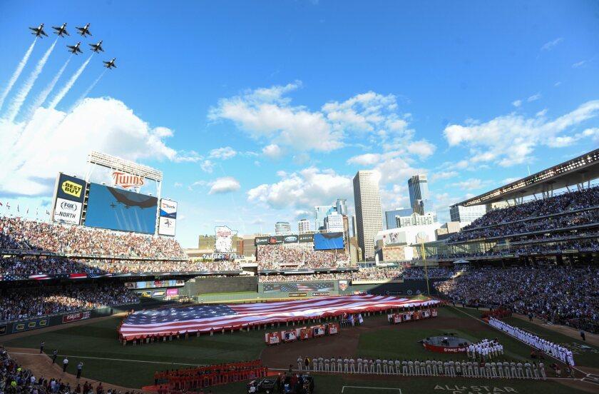 MLB All-Star game