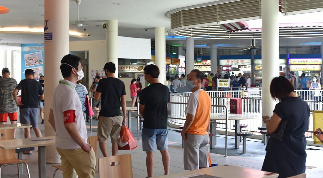 Virus Outbreak Singapore