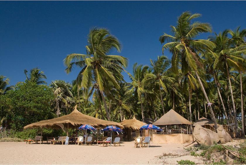 Agonda Beach (Agonda, India)