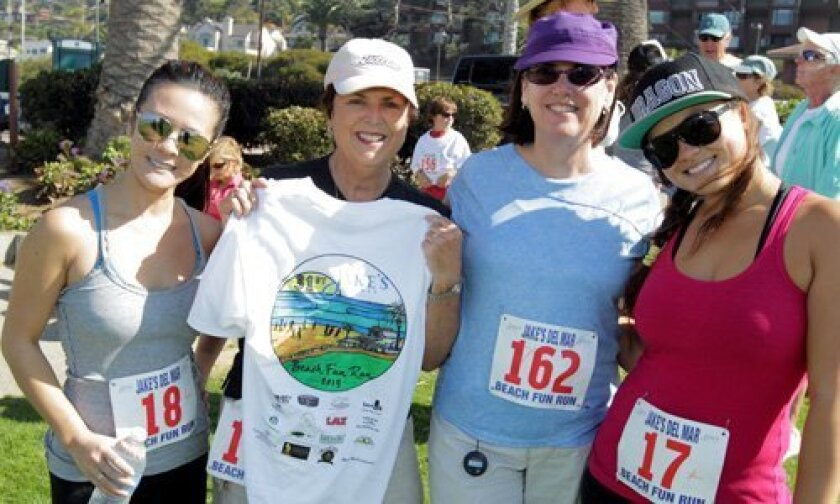 Catherine Tran, Barbara Pendergast, Pam Carlson, Kimberly Pendergast