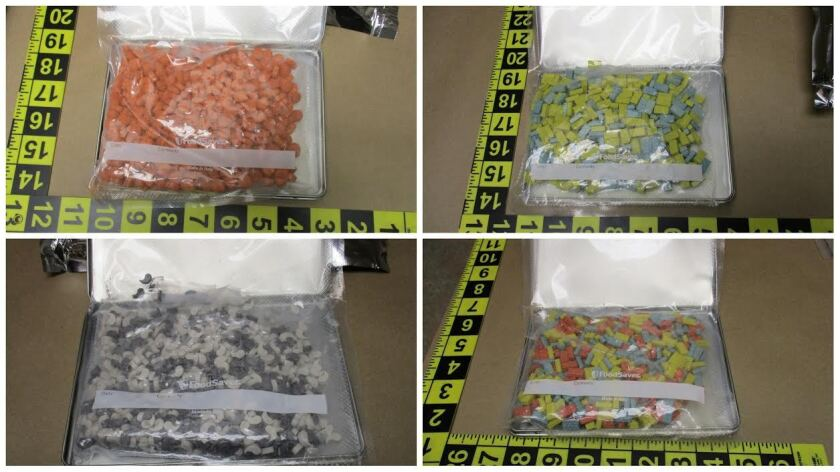 Six UCSC arrested in MDMA drug sales ring