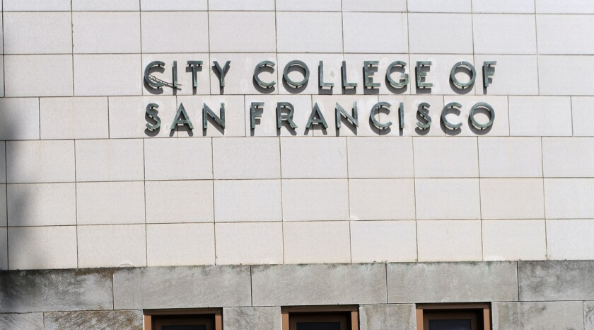 City College of San Francisco has won a two-year reprieve.