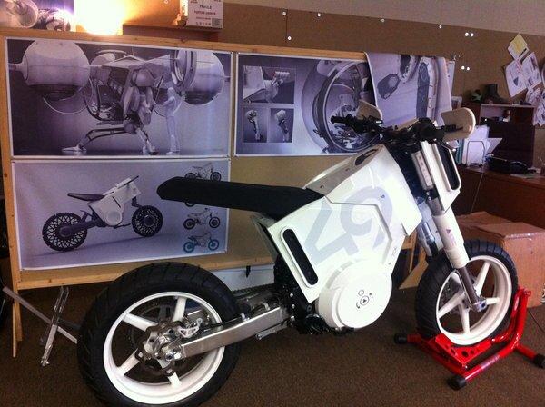 Glendale motorcycle shop created Tom Cruise's 'Oblivion' bike - Los