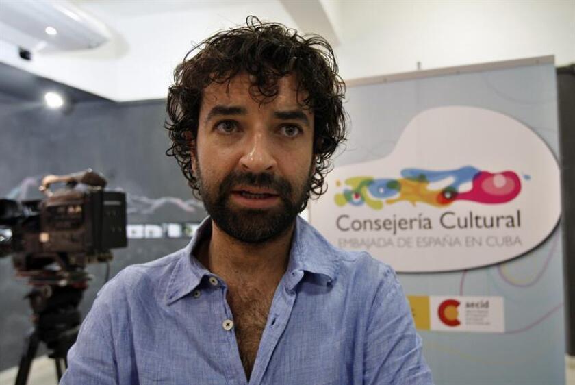 El guionista y realizador español Mateo Gil. EFE/Archivo
