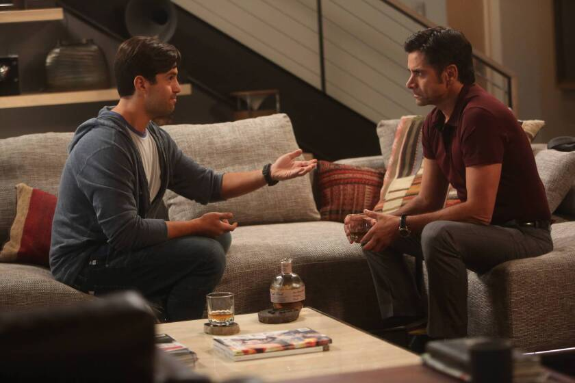 'Grandfathered' to sire more episodes, which means more John Stamos