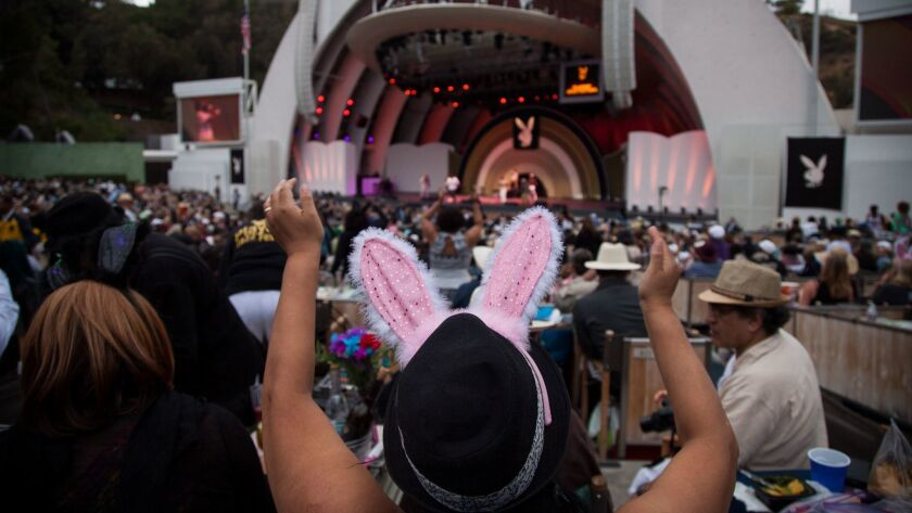 Though a Los Angeles institution for decades, the Playboy Jazz Festival also has inspired mixed feelings.