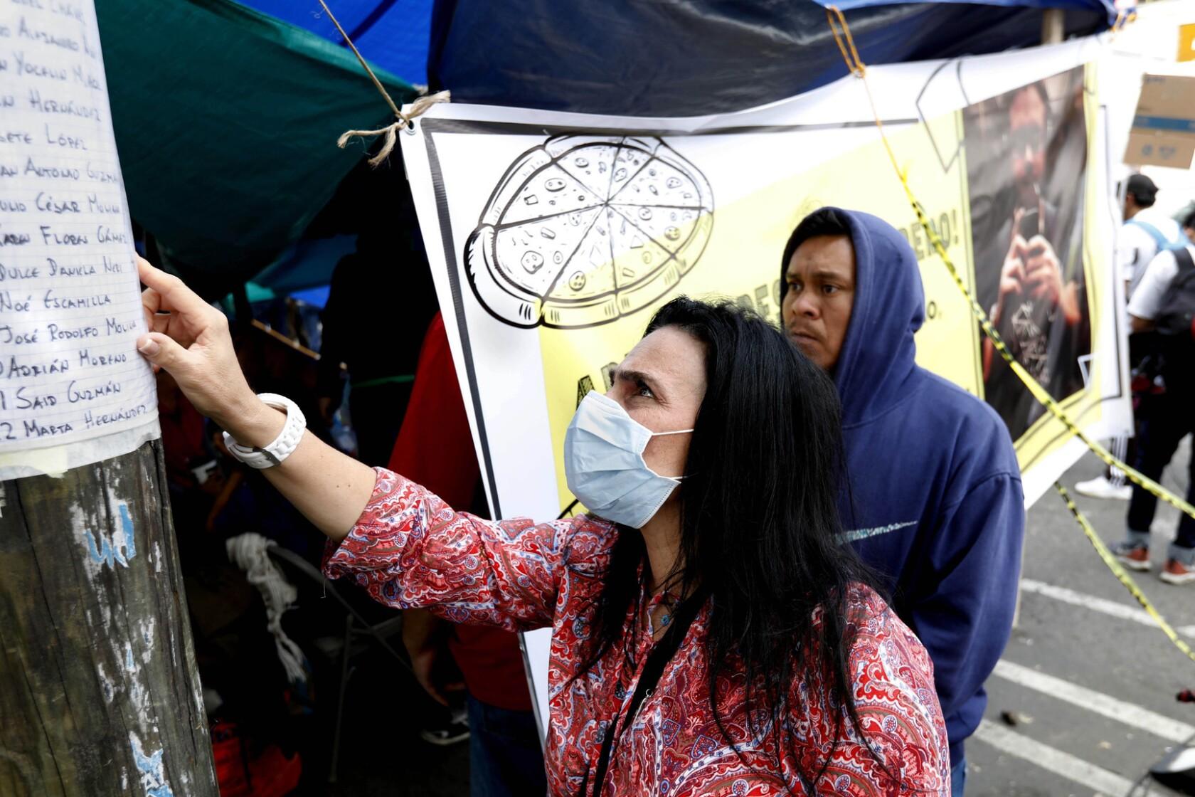 More than 200 killed as powerful 7 1 earthquake strikes