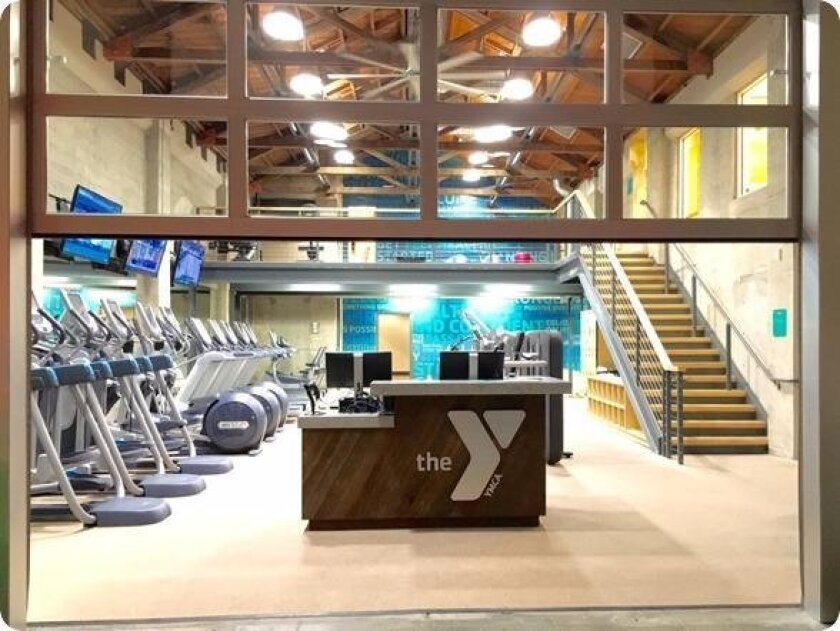 """The newly-opened Shepherd YMCA Firehouse at 7877 Herschel Ave. in La Jolla will hosting a free """"Healthy Happy Hour,"""" 3:30-6 p.m. Wednesday, April 13, 2016."""