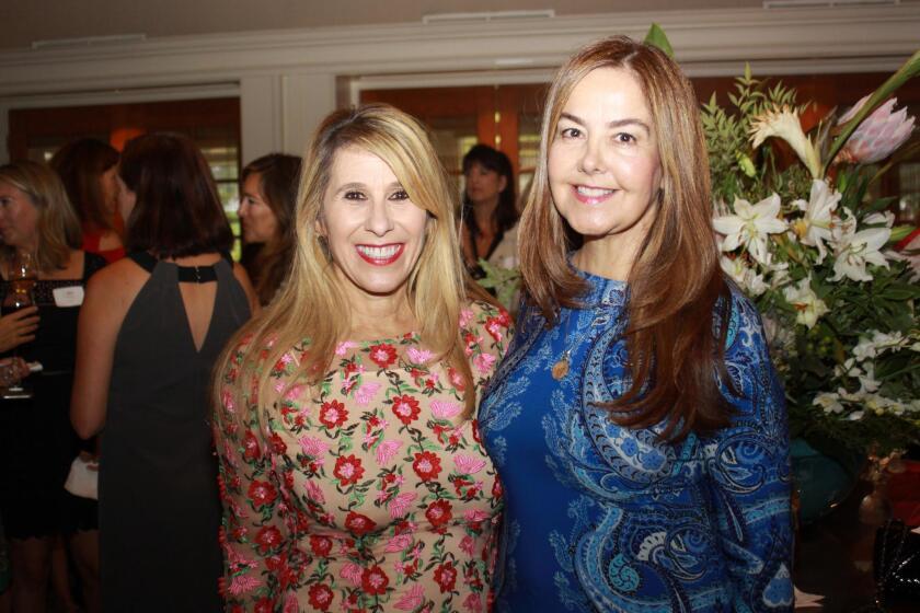 Denise Vila and Lydia McNeil