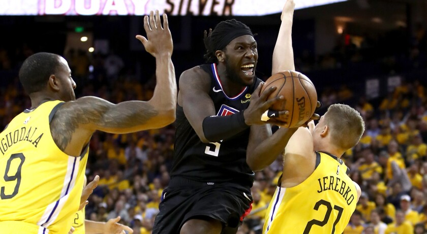 Los Angeles Clippers v Golden State Warriors - Game Two