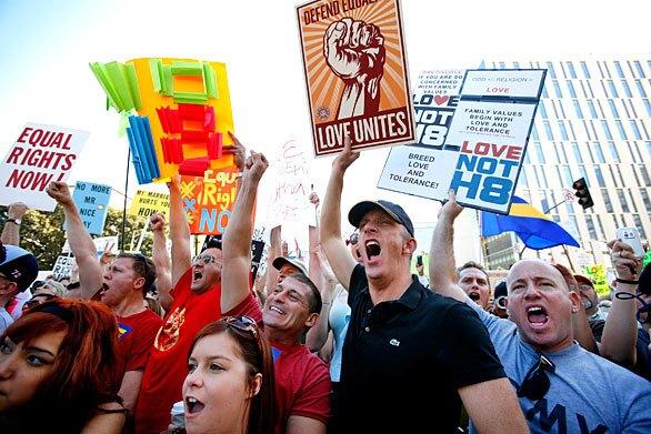 Prop. 8 protests