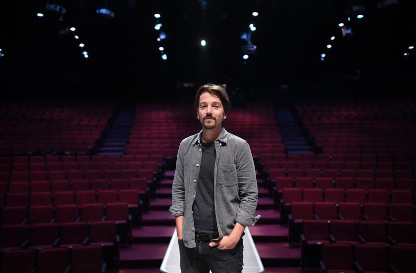 MEXICO CITY, MEXICO FEBRAUARY 7, 2018-Mexican actor Diego Luna in Mexico City. (Wally Skalij/Los ANg