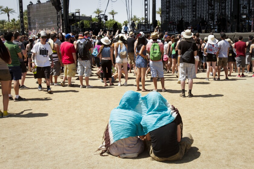 Coachella 2013: Attracting crowds is tougher for some