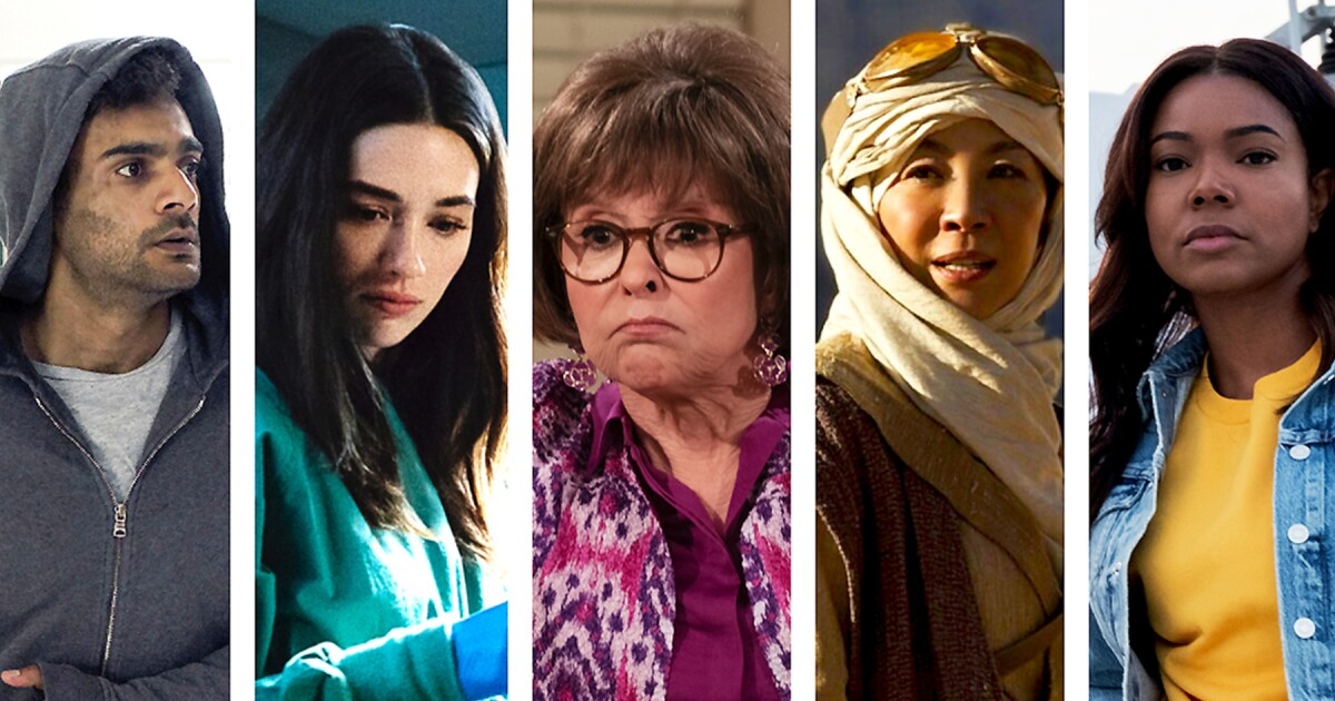 The pandemic wiped out the fall TV schedule. Does it matter?