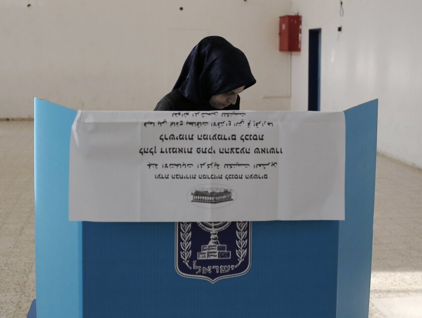 Election in Israel