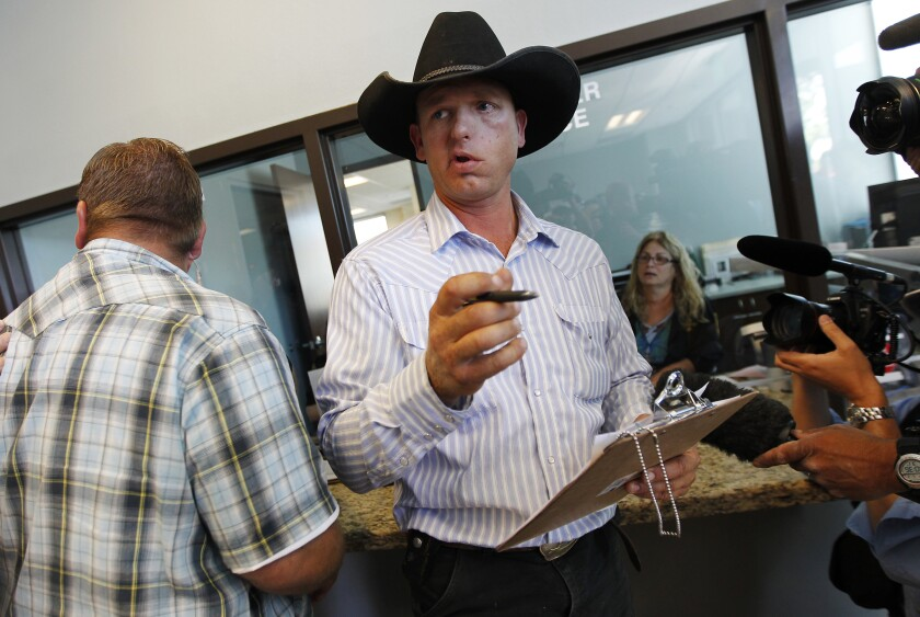 Ranching Standoff Trial Appeal
