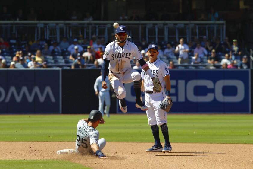 San Diego Padres vs. Seattle Mariners