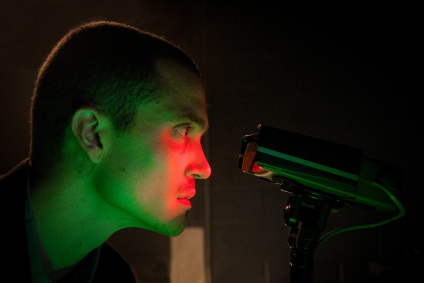 "Karl Glusman as Sergei in ""Devs"""