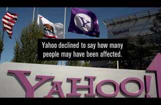 Yahoo warns users of malicious activity