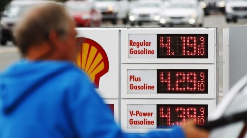 Your Opinions: Proposition 6: Pros and cons of the gas tax