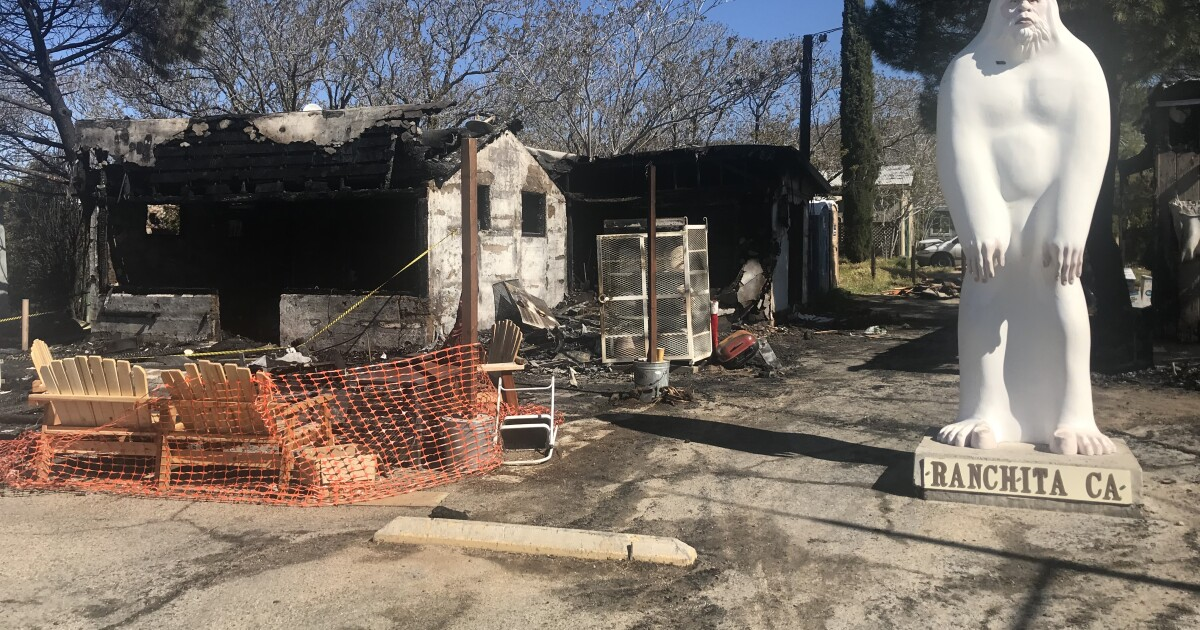 Fire causes $350K damage to store, office in Ranchita