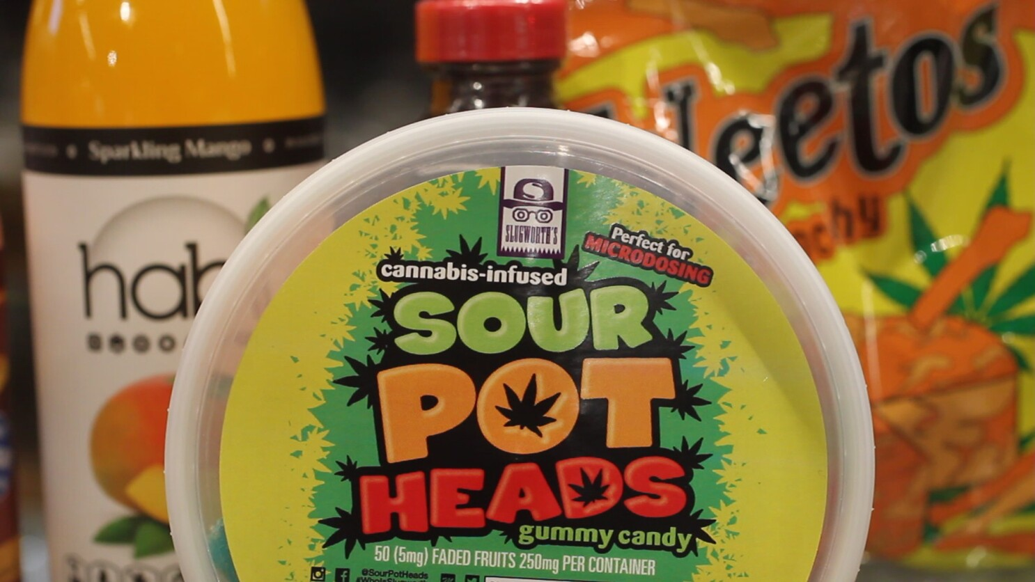 Don't feast on edible marijuana until you read this - The