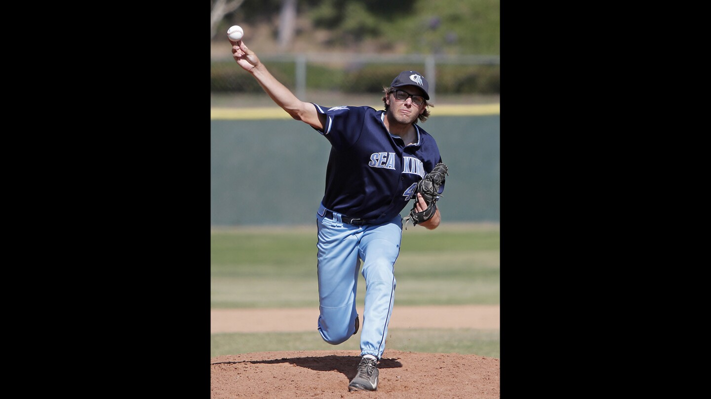 Photo Gallery: Corona del Mar vs. Northwood in baseball