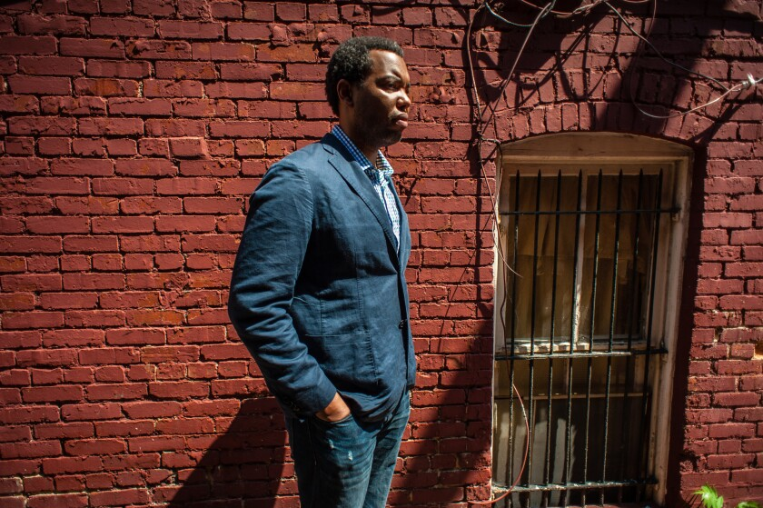 """""""Between the World and Me"""" author Ta-Nehisi Coates"""